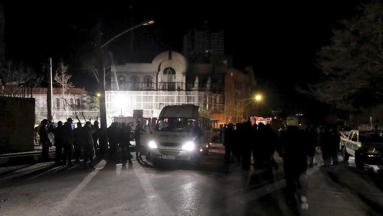 طهران تتعهد بمنع تكرار الاعتداءات على سفارات أجنبية