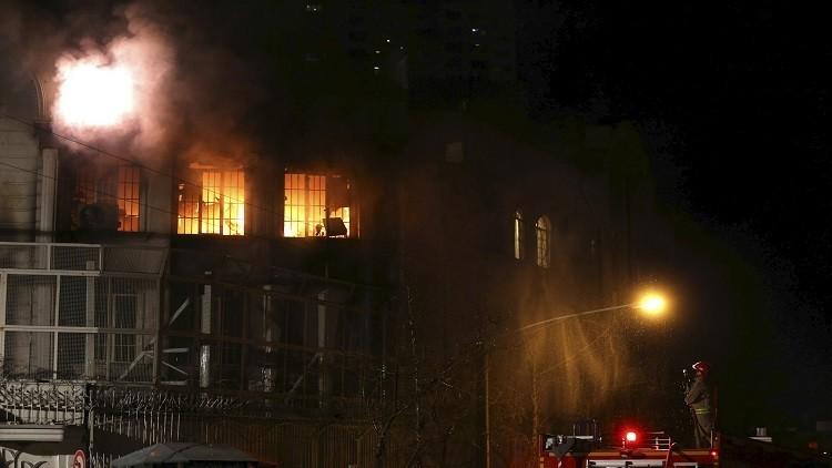 وزير إيراني: عناصر مندسة قد تكون اعتدت على السفارة السعودية