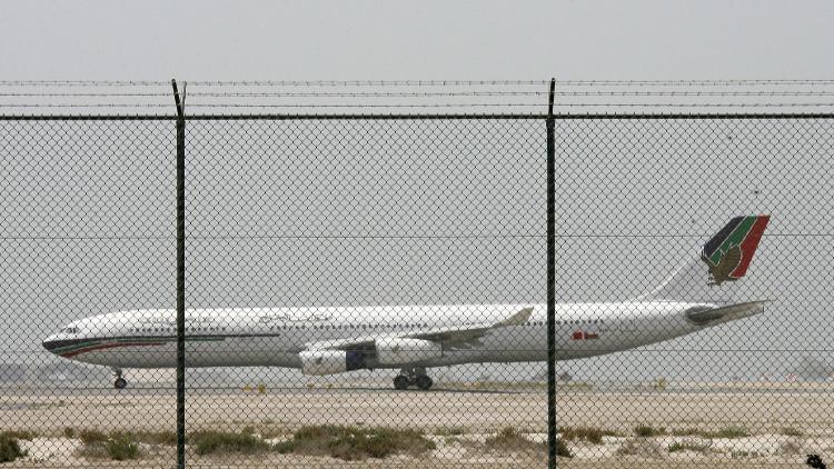 البحرين توقف جميع الرحلات الجوية من وإلى إيران