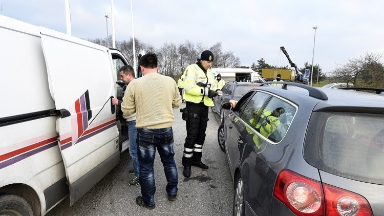 اجتماع طارئ للدنمارك والسويد وألمانيا حول الحدود واللاجئين