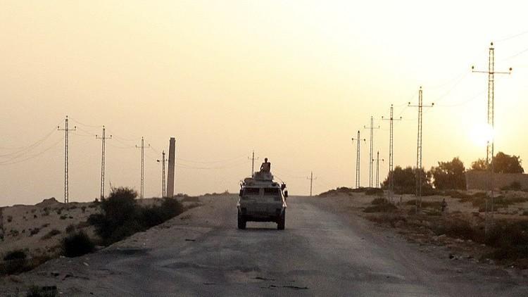 مصر.. مقتل 32 مسلحا في عمليات عسكرية في شبه جزيرة سيناء