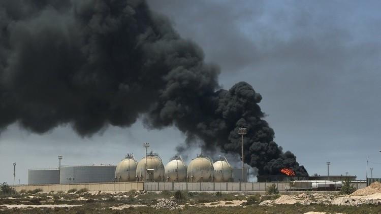 ليبيا.. سقوط 7 قتلى واستمرار المواجهات بالقرب من أهم المنشآت النفطية