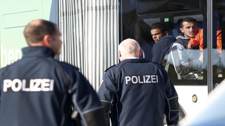 السلطات الألمانية تلقي القبض على 3 أشخاص يشتبه في تورطهم في حادثة التحرش
