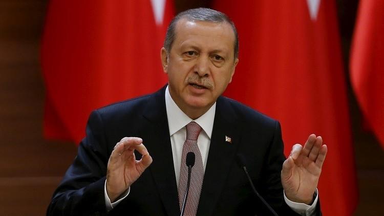 أردوغان: الإعدامات فيالسعوديةشأن داخلي