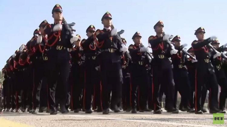الجيش العراقي يبحث عن هويته