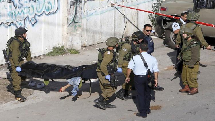 مراسلتنا: مقتل فلسطيني رابع برصاص الجيش الإسرائيلي في بلده بيت عنون شرق الخليل