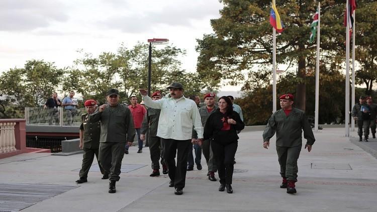 فنزويلا.. المعارضة تتحدى مادورو.. والجيش يجدد ولاءه المطلق له