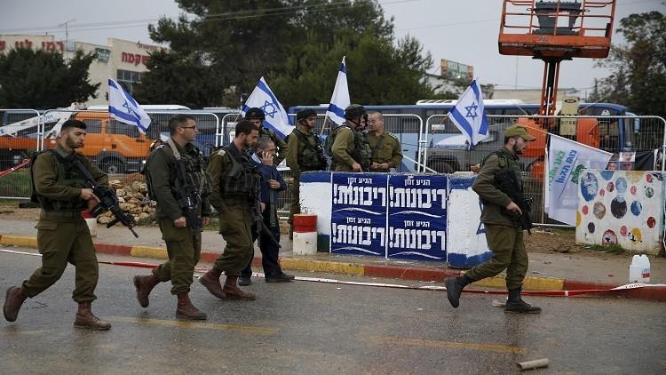 الجيش الإسرائيلي يقتل 4 فلسطينيين بتهمة محاولة طعن جنود
