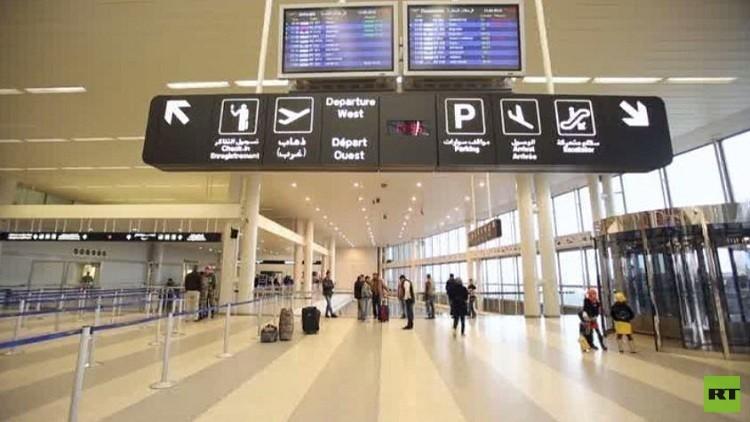 370 سوريا يقضون ليلتهم في مطار بيروت بعد تطبيق تركيا نظام التأشيرات