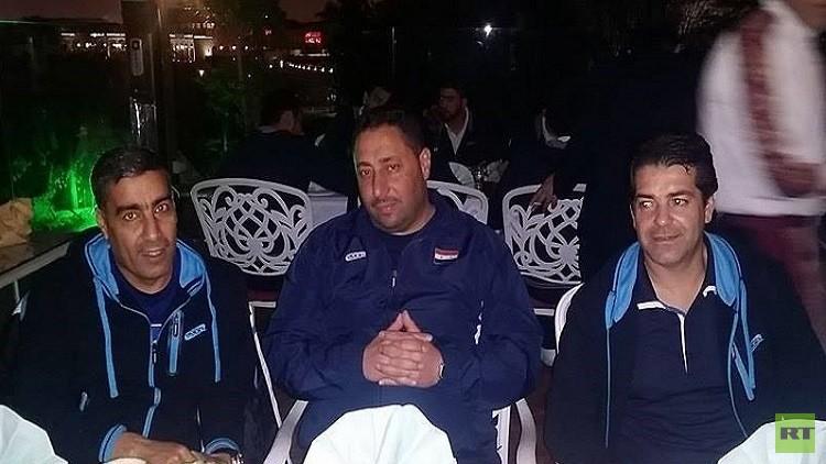 لقاء مع مدرب منتخب سوريا الأولمبي قبل انطلاق كأس آسيا بالدوحة