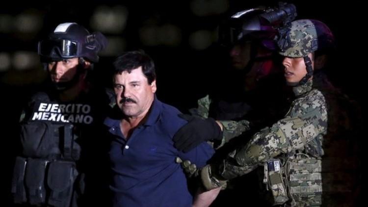 المكسيك.. القبض على أخطر تاجر مخدرات في العالم (فيديو)