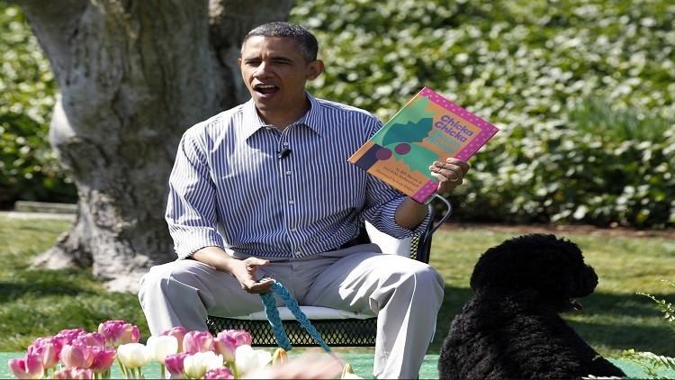 كلب أوباما يزج بأمريكي خلف القضبان (صور)