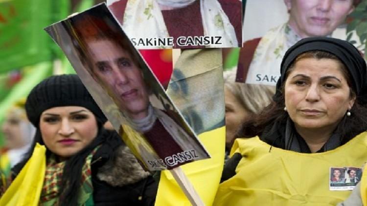 آلاف الأكراد يتظاهرون في باريس مطالبين بالعدالة (فيديو)