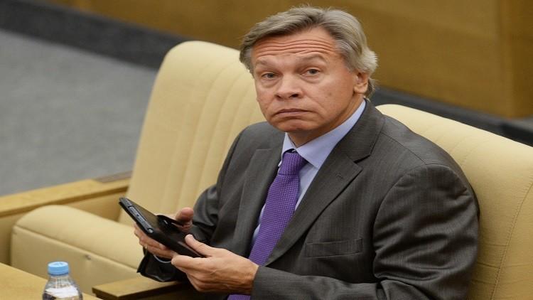 بوشكوف: العقوبات الأوروبية  على روسيا ستلغى هذا العام