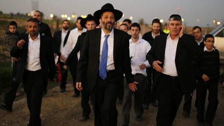 تعيين أرييه درعي وزيرا للداخلية في إسرائيل