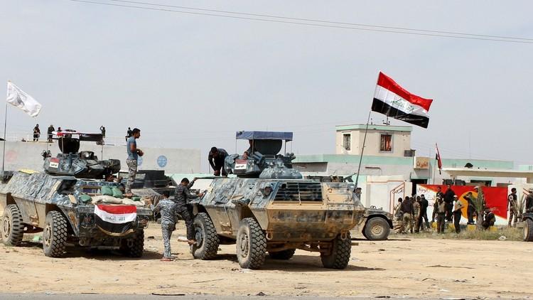 مقتل 9 عناصر من الحشد الشعبي بـ