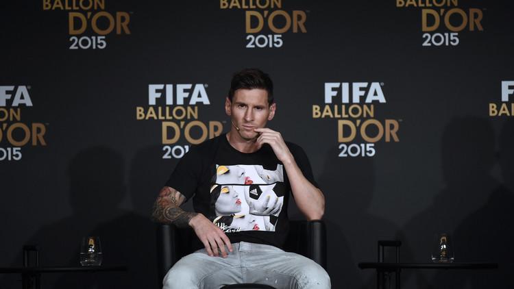 ميسي: كأس العالم هي أقصى إنجاز يتطلع أي لاعب لتحقيقه