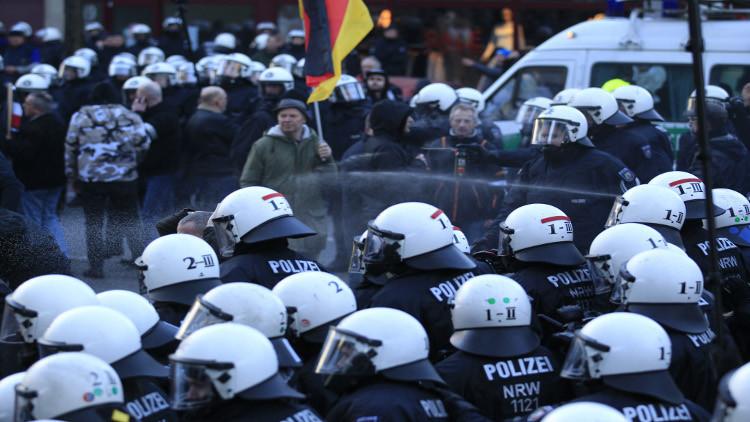 أعداد الشكاوى والمشتبه بهم بعد حادثة التحرش في ألمانيا تتزايد