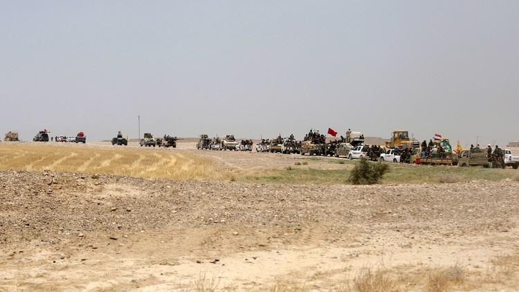 الجيش العراقي يستعيد مناطق جديدة شرقي الرمادي