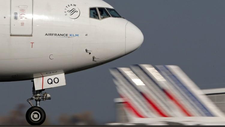 العثور على جثة في تجويف عجلة طائرة ركاب فرنسية