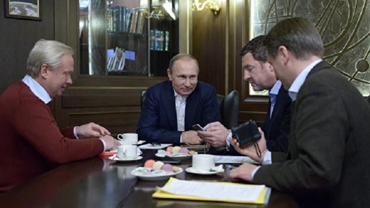 بوتين: حذرت الناتو من تداعيات سلوكه في ليبيا والعراق