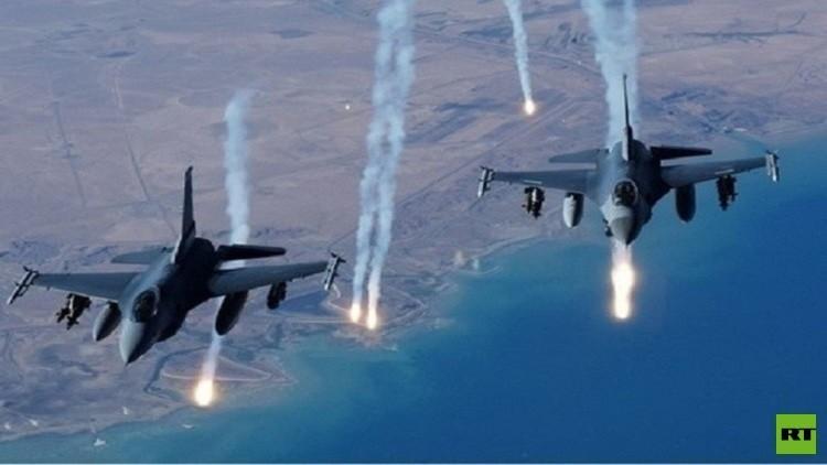 واشنطن: قصفنا موقعا يستخدمه داعش لتوزيع أمواله في العراق