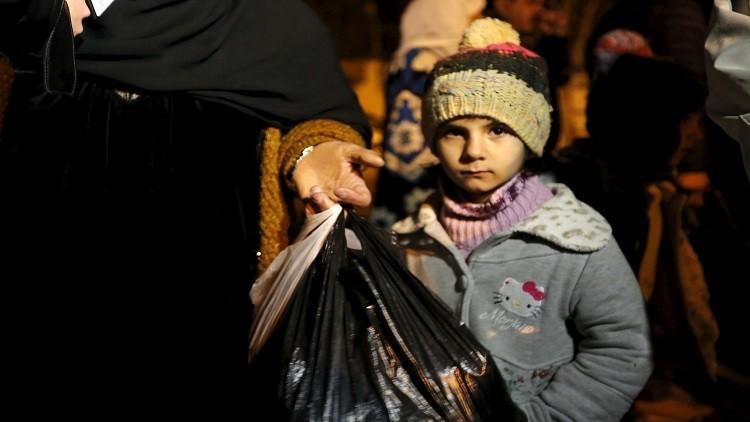 مجلس الأمن يطالب بضمان دخول مساعدات إلى المناطق المحاصرة في سوريا