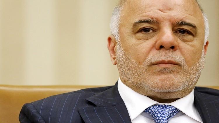 العبادي يتعهد بطرد العصابات الإرهابية من العراق قريبا