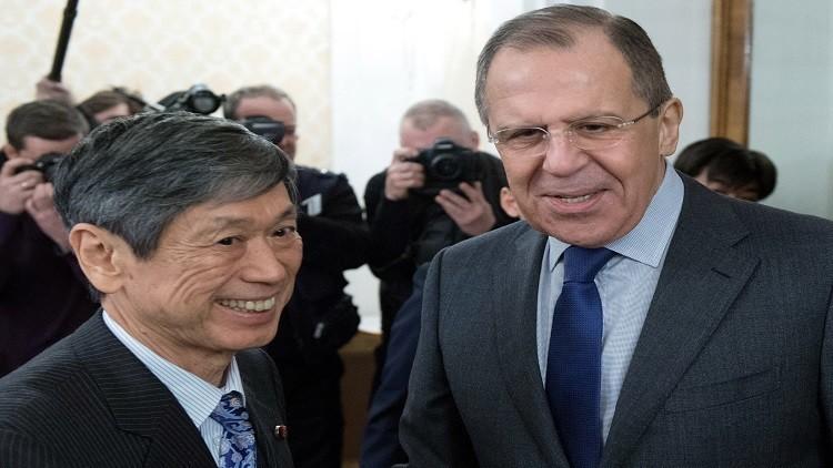 كومورا: اليابان مستعدة للتعاون مع روسيا في محاربة داعش