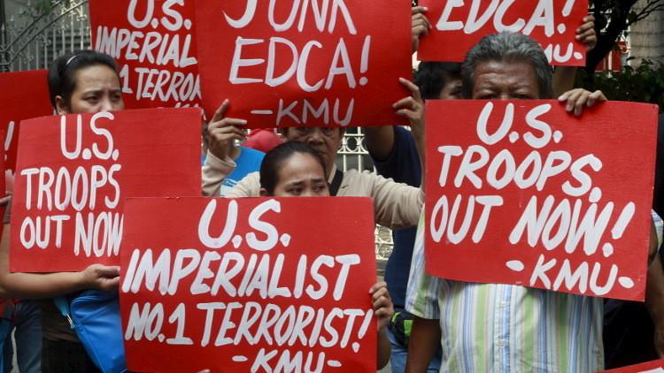 المحكمة العليا في الفلبين تؤكد دستورية الاتفاق الدفاعي مع واشنطن