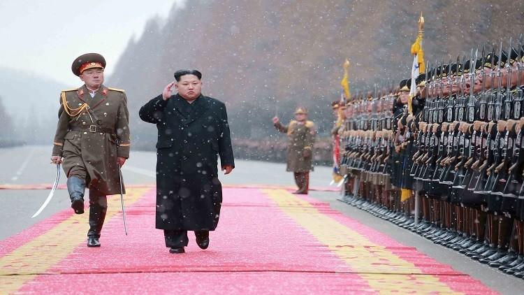 وكالة: علماء كوريا الشمالية مستعدون لمحو الولايات المتحدة عن وجه الأرض