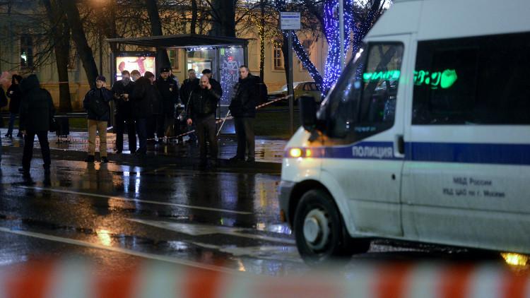 الشرطة الروسية تحدد اسم مشتبه به في تفجير بموسكو