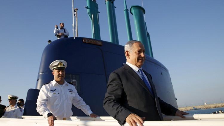 إسرائيل تتسلم غواصة حديثة من ألمانيا