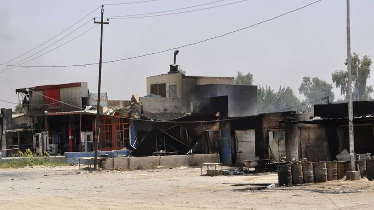 مقتل 10 أشخاص ومهاجمة مساجد سنية في ديالى شرق العراق