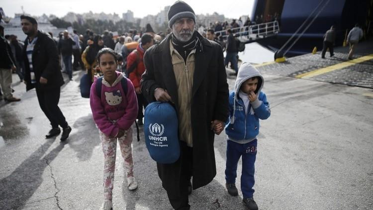 الأمم المتحدة: ارتفاع عدد المهاجرين عالميا إلى 244 مليون منهم 20 مليون لاجئ