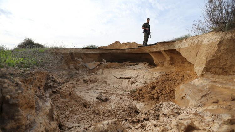 مقتل فلسطيني وجرح 3 آخرين في قصف إسرائيلي لقطاع غزة