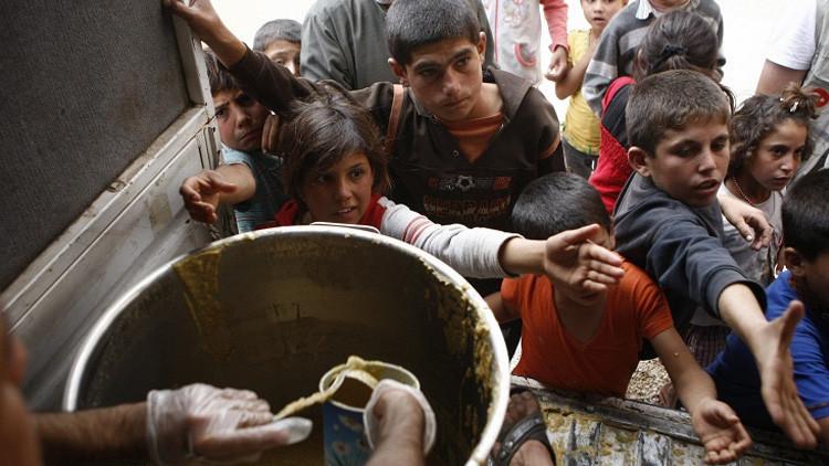 يحاولون اخراج الأسد من اللعبة عبر المساعدات الانسانية