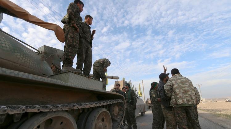 مخاوف أمريكية من قيام تحالف عسكري روسي - كردي في سوريا