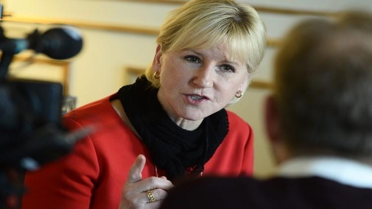 تواصل الأزمة الدبلوماسية بين إسرائيل والسويد