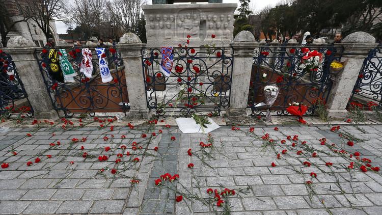 برلين تؤكد أن جميع ضحايا تفجير إسطنبول ألمان