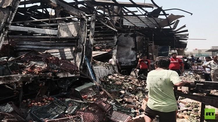 القبض على الشبكة الإرهابية المسؤولة عن تفجيرات بغداد