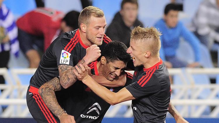 فيغو يطيح بقاهر ريال مدريد