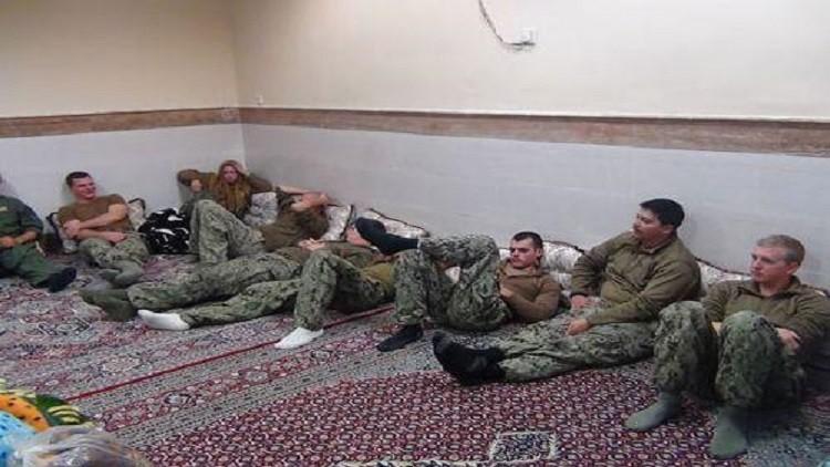 واشنطن ترد: لم نعتذر لإيران بشأن البحارة