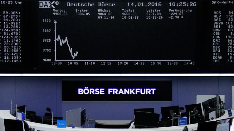 الأسهم الأوروبية تقترب من أدنى مستوى لها في 3 أشهر