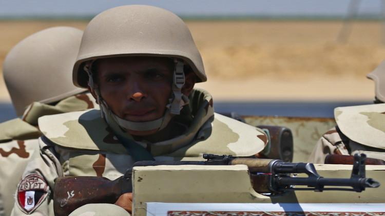 مقتل 30 مسلحا و 4 جنود شمال سيناء