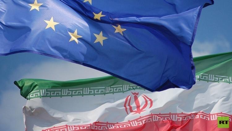 الاتحاد الاوروبي يمدد تعليق العقوبات على إيران