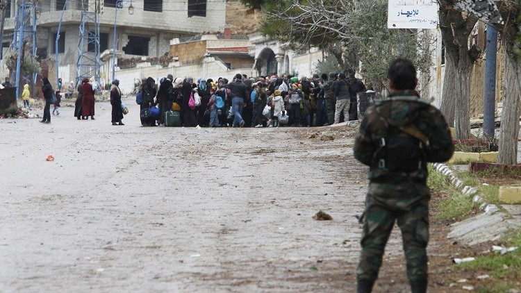 موسكو تدعو جميع الأطراف السورية إلى المساهمة في إيصال المساعدات إلى المناطق المحاصرة