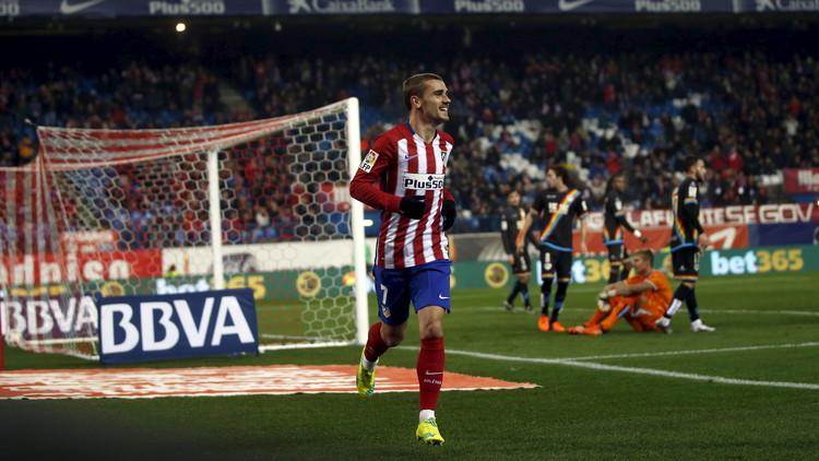 اتلتيكو مدريد يكمل عقد المتأهلين لربع نهائي كأس إسبانيا .. (فيديو)