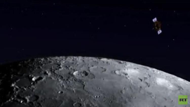 الصين سترسل مسبارا لغزو الجانب المظلم من القمر