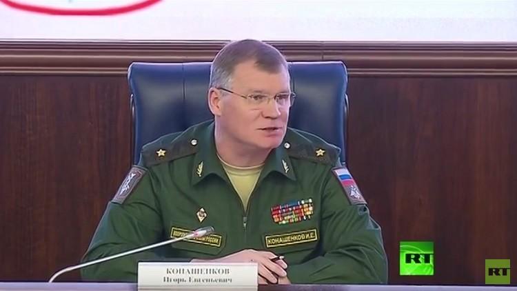 الدفاع الروسية: لا نستهدف المدنيين في سوريا وحملتنا الجوية تختلف جذريا عن الحملة الغربية